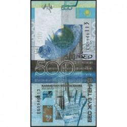 Kazakhstan - Pick 29a - 500 tenge - 2006 - Etat : NEUF