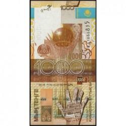 Kazakhstan - Pick 30_1 - 1'000 tenge - 2006 - Etat : NEUF