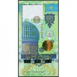 Kazakhstan - Pick 37 - 1'000 tenge - 2011 - Commémoratif - Etat : NEUF