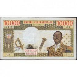 Centrafrique - Pick 8 - 10'000 francs - Série O.1 - 1978 - Etat : TTB
