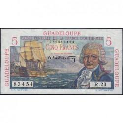 Guadeloupe - France Outre-Mer - Pick 31 - 5 francs - Série R.23 - 1946 - Etat : NEUF
