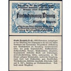 Pologne - Notgeld - Krappitz (Krapkowice) - 100 pfennig - 1919 - Etat : SPL