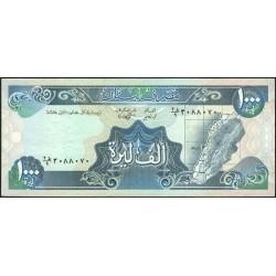 Liban - Pick 69a - 1'000 livres - 01/01/1988 - Etat : NEUF