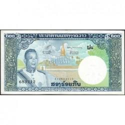 Laos - Pick 13b - 200 kip - Série 2 - 1963 - Etat : SUP
