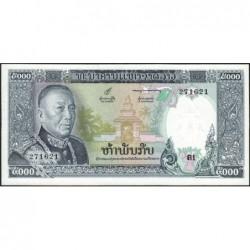 Laos - Pick 19a - 5'000 kip - Série 1 - 1975 - Etat : NEUF