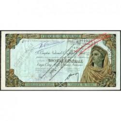Gabon - Port-Gentil - Afrique Equatoriale - 25'000 francs - 09/05/1959 - Etat : SUP