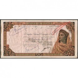 Madagascar - Tananarive - 10'000 francs - 01/06/1959 - Etat : TTB-