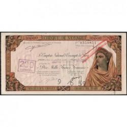 Madagascar - Majunga - 10'000 francs - 03/06/1959 - Etat : TTB