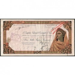 Madagascar - Majunga - 10'000 francs - 03/06/1959 - Etat : TB