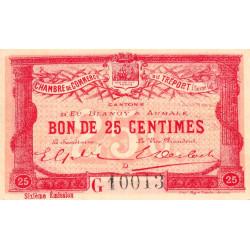 Le Tréport (Eu, Blangy, Aumale) - Pirot 71-23 - 25 centimes - Etat : SUP