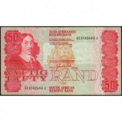 Afrique du Sud - Pick 122a -10 rand - 1984 - Etat : TTB