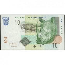 Afrique du Sud - Pick 128a - 10 rand - 2005 - Etat : SUP
