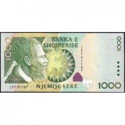 Albanie - Pick 73a - 1'000 lekë - Série IP - 2007 - Etat : NEUF