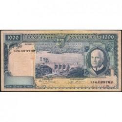 Angola - Pick 98 - 1'000 escudos - Série t 3 NL - 10/06/1970 - Etat : TB