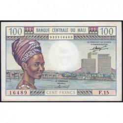 Mali - Pick 11 - 100 francs - Série F.15 - 1972 - Etat : SUP