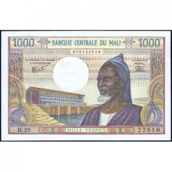 Mali - Pick 13e - 1'000 francs - Série B.29 - 1981 - Etat : SPL