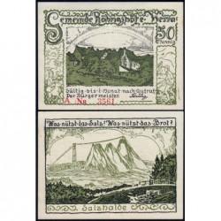 Allemagne - Notgeld - Röhrigshöfe-an-Werra - 50 pfennig - Série A - 1922 - Etat : SPL+