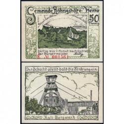 Allemagne - Notgeld - Röhrigshöfe-an-Werra - 50 pfennig - Série E - 1922 - Etat : NEUF