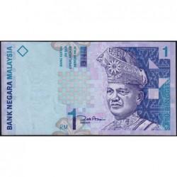 Malaisie - Pick 39b - 1 ringgit - Série DT - 2000 - Etat : NEUF