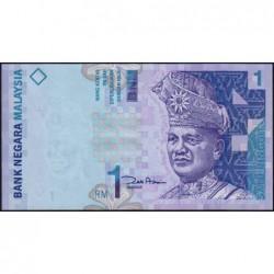 Malaisie - Pick 39b - 1 ringgit - Série FD - 2000 - Etat : NEUF
