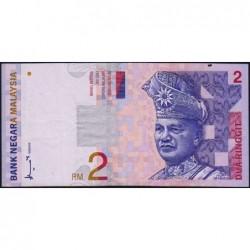 Malaisie - Pick 40a - 2 ringgit - Série AL - 1996 - Etat : TTB+