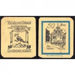 Allemagne - Notgeld - Trappstadt - 50 pfennig - 31/12/1920 - Etat : SPL