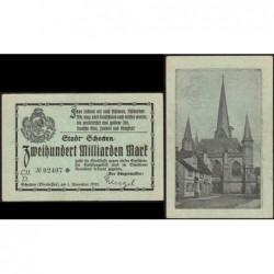 Allemagne - Notgeld - Schotten - 200 milliards mark - Série D - 01/11/1923 - Etat : TTB