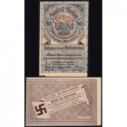 Autriche - Notgeld - Amstetten - 50 heller - 16/04/1920 - Etat : NEUF