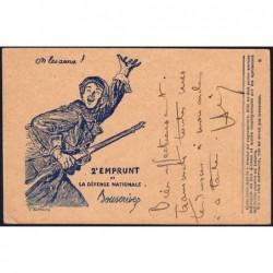 Emprunt de la Défense Nationale - 1916