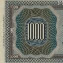 Bohême-Moravie - Pick 14s - 1'000 korun - 1942 - Spécimen - Etat : SPL