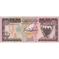 Bahrain - Pick 7 - 1/2 dinar