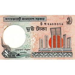 Bangladesh - Pick 6Cn - 2 taka