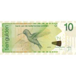 Antilles Néerlandaises - Pick 28c - 10 gulden