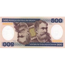 Brésil - Pick 200b - 500 cruzeiros - 1985 - Etat : NEUF
