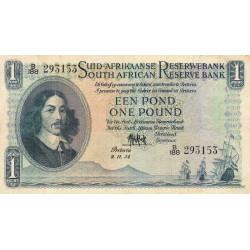 Afrique du Sud - Pick 093e - 1 pound