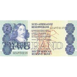 Afrique du Sud - Pick 118d - 2 rand