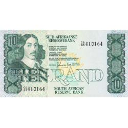 Afrique du Sud - Pick 120c -10 rand