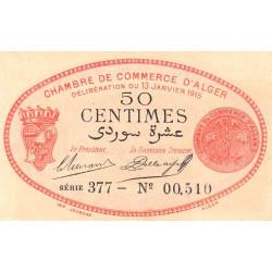 Algérie - Alger 137-05 - 50 centimes