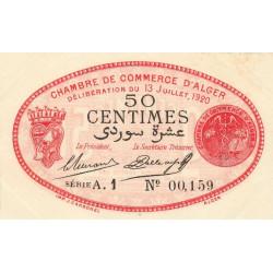 Algérie - Alger 137-13 - 50 centimes