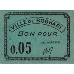 Algérie - Boghari 01 - 0,05 franc - Etat : NEUF