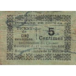 Algérie - Douéra 01 - 5 centimes - Etat : TB+