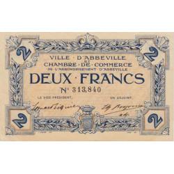 Abbeville - Pirot 001-11 - 2 francs