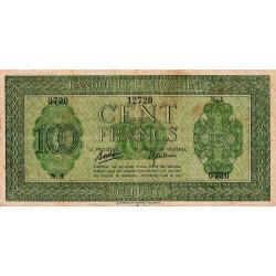 Djibouti - Pick 16 - 100 francs - 1944 - Etat : TB+