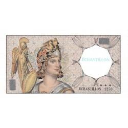 Athena à gauche - Format 100 francs DELACROIX - DIS-03-F-02 - Etat : NEUF