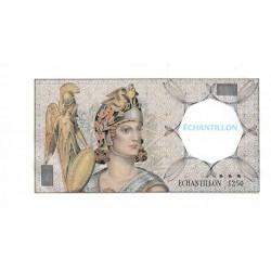 Athena à gauche - Format 200 francs MONTESQUIEU - DIS-03-F-03 - Etat : SPL