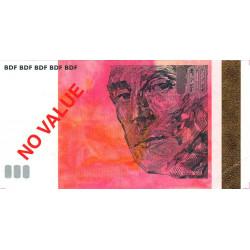 Ravel - Format 5 euros - DIS-06-A-04 - Etat : NEUF