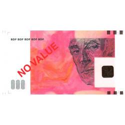 Ravel - Format 500 euros - DIS-06-B-06 - Etat : NEUF