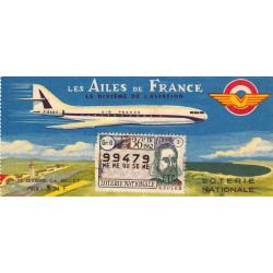 1962 - 1/10ème - Les Ailes de France