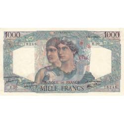 F 41-03 - 31/05/1945 - 1000 francs - Minerve et Hercule - Etat : SUP+