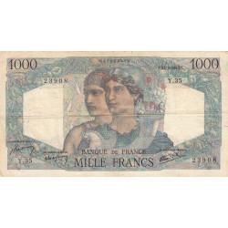 F 41-03 - 31/05/1945 - 1000 francs - Minerve et Hercule - Etat : TB+